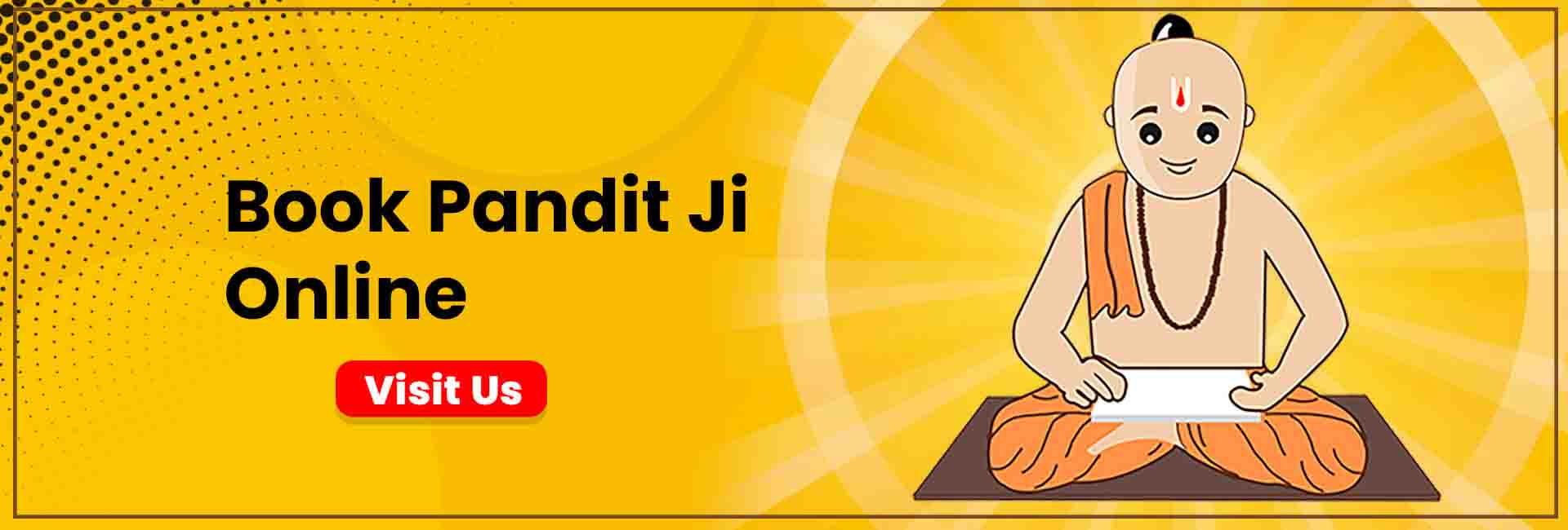 Book Pandit & Purohit For Puja at home,temple or online on bhagwanbhajan