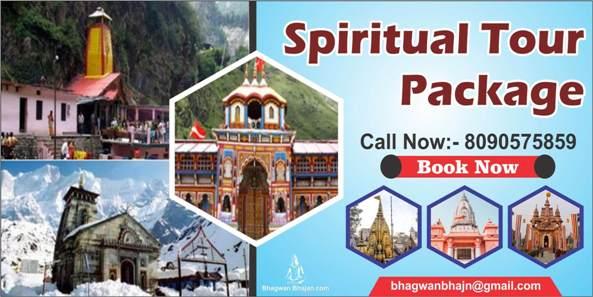 Book spiritual & pilgrimage tour package Online on bhagwanbhajan.com