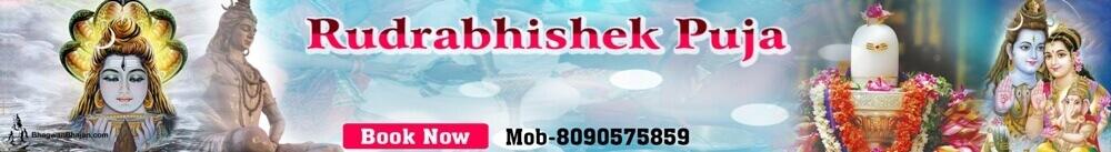 Rudraabhishek Puja Mahashivratri 2020