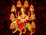maa durga hd wallpaper