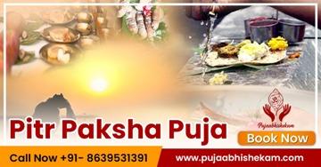 Pitra Paksha Puja Book Online