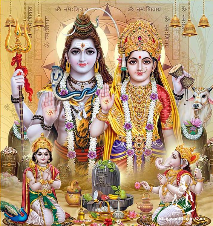 bhagwan shiv aradhna om namah shivay wallpaper