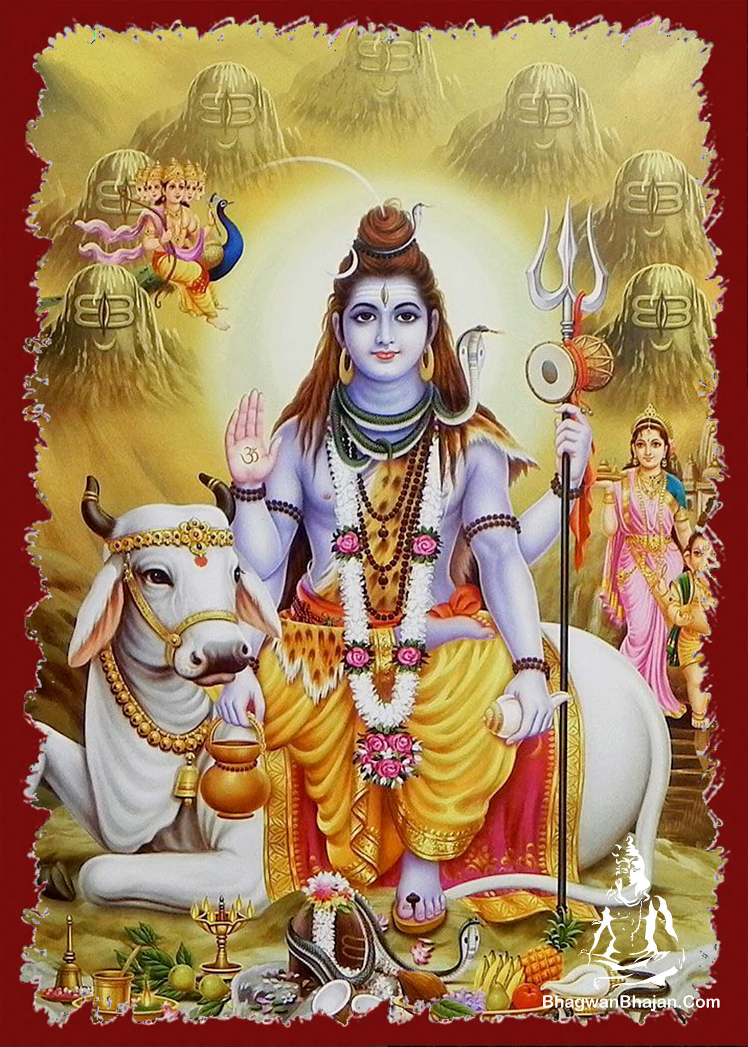 bhagwan shiv best new hd wallpaper