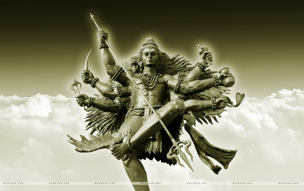 Kaal bhairav avtar of shiv wallpaper