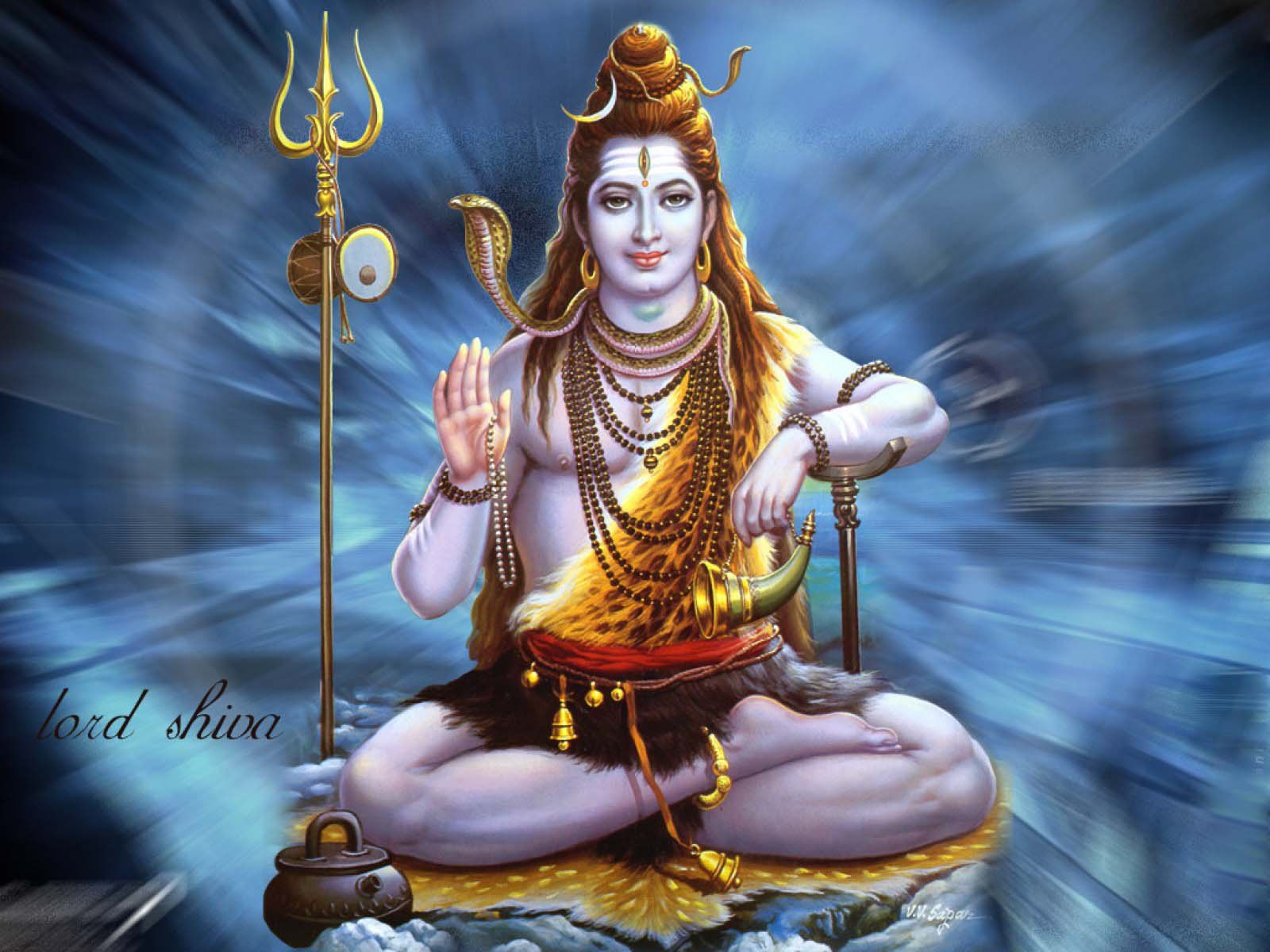 Lord Shiva Shankar Wallpaper & Image 17