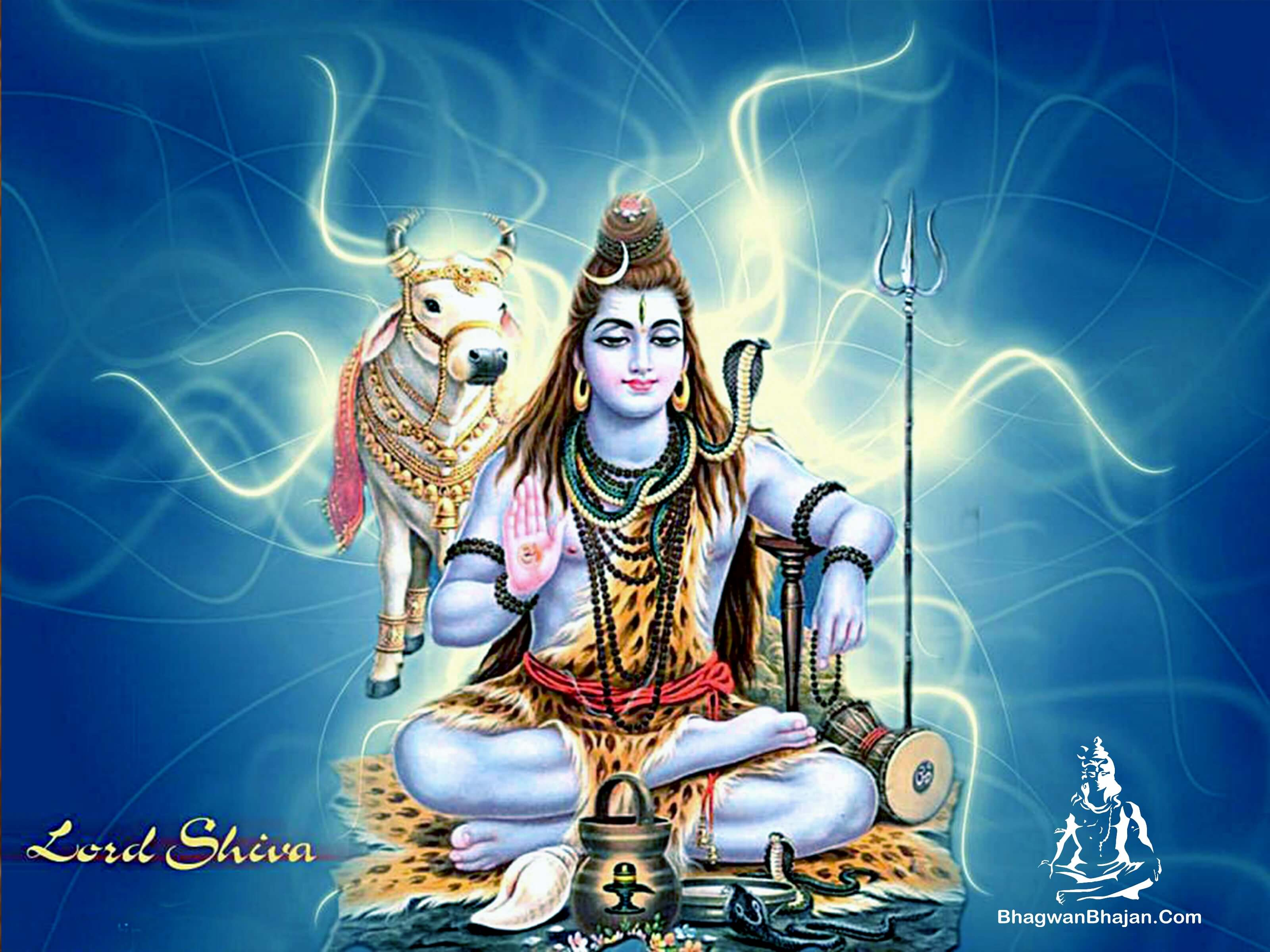 lord shiva dhyan mudra wallpaper