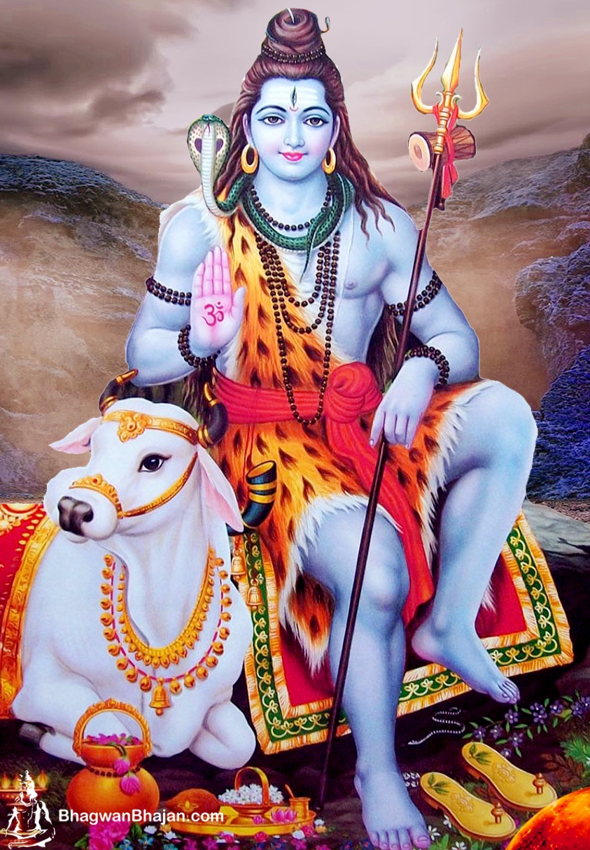 Lord Shiva HD Wallpaper 2020