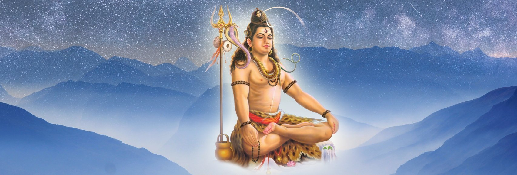 Bhagwan Shiv Page Cover Picture