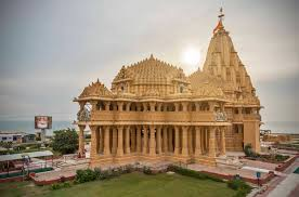 Shri Somnath temple of lord shiva