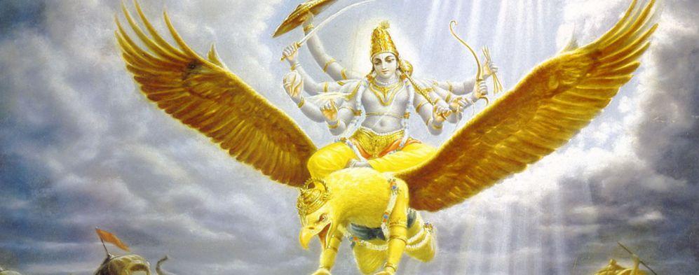 Shree Vishnu cover picture