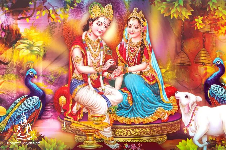 Bhagwan Shri Krishna Wallpaper