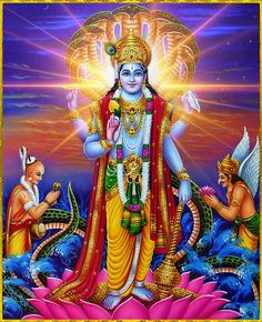 Bhagwan vishnu hd wallpaper 10
