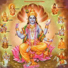 Bhagwan vishnu hd wallpaper 12