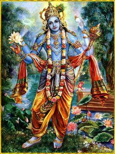 Bhagwan vishnu hd wallpaper 18
