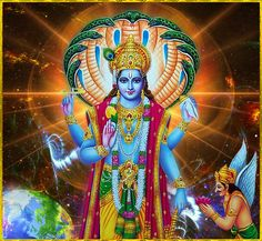 Bhagwan vishnu hd wallpaper 6