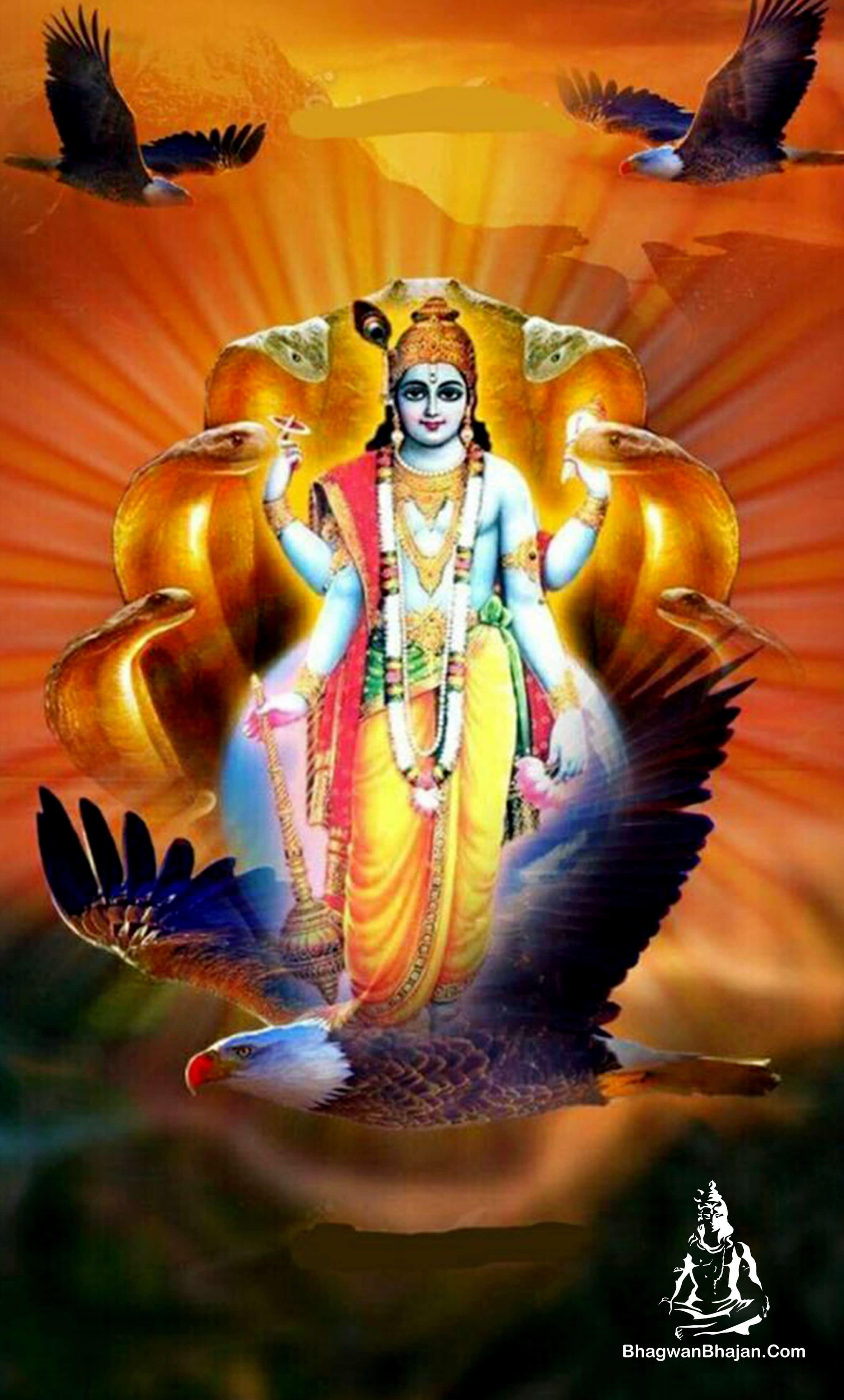 Lord bhagwan vishnu ki photo