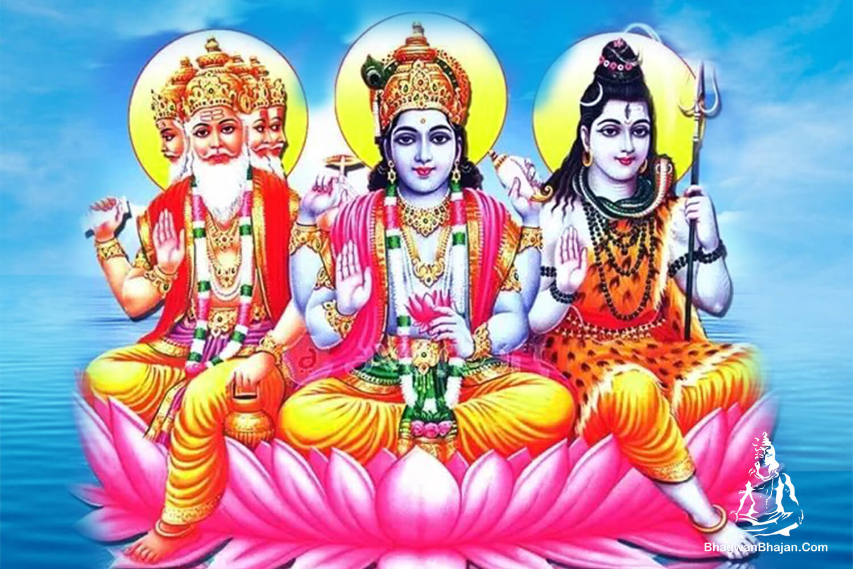 brahma vishnu mahesh wallpaper download free
