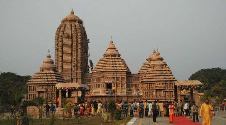 Bhagwan vishnu Jagannath Temple wallpaper