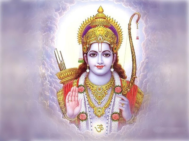 Lord Rama Hd wallpaper of vishnu avatar