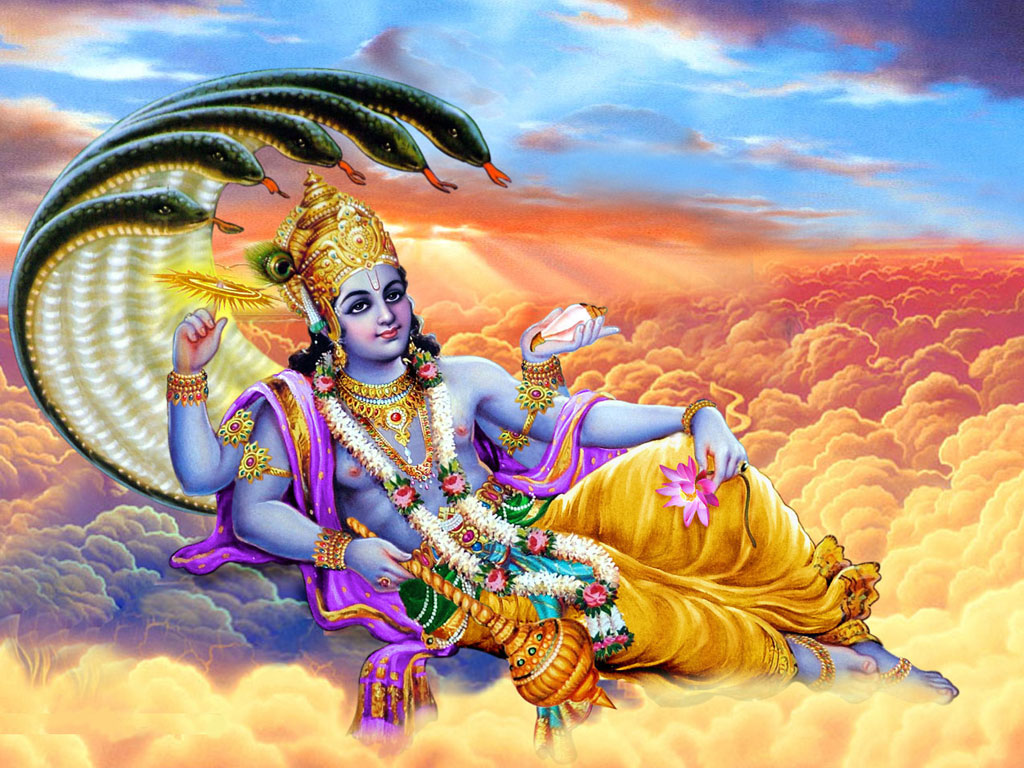 Lord Vishnu Ji wallpaper