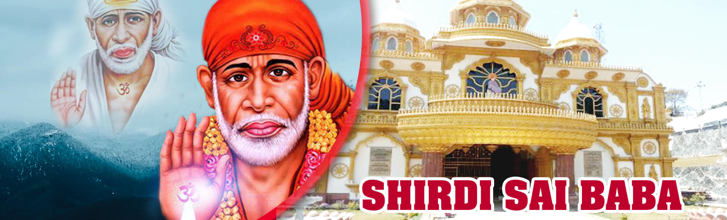 best spritual place shirdi sai baba in maharastra
