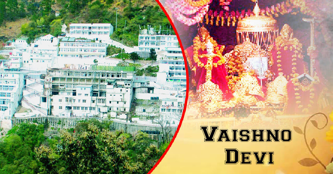 best spritual place in jammu maa vaishno devi