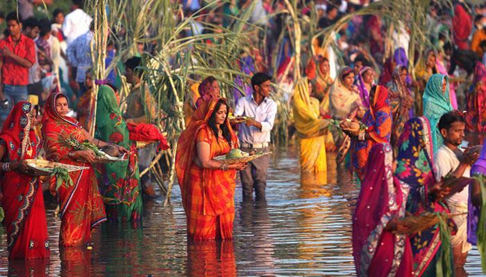 chhath puja festival