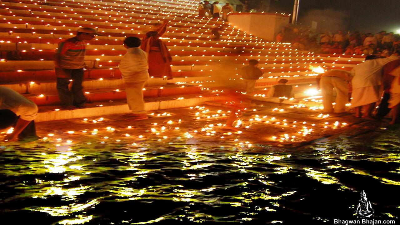 best dev deepawali festival in varanasi