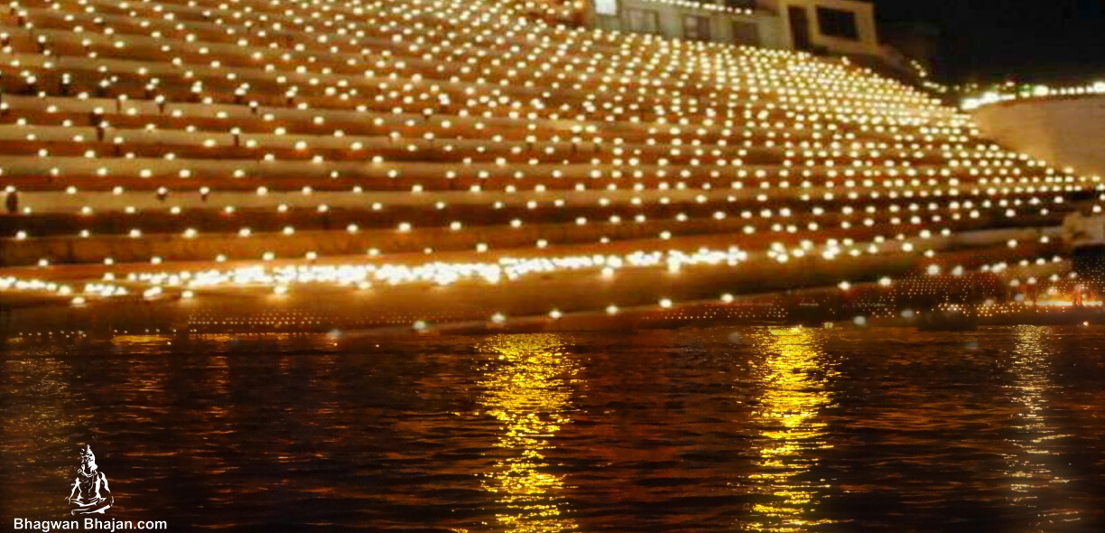 dev deepawali images in varanasi 2019