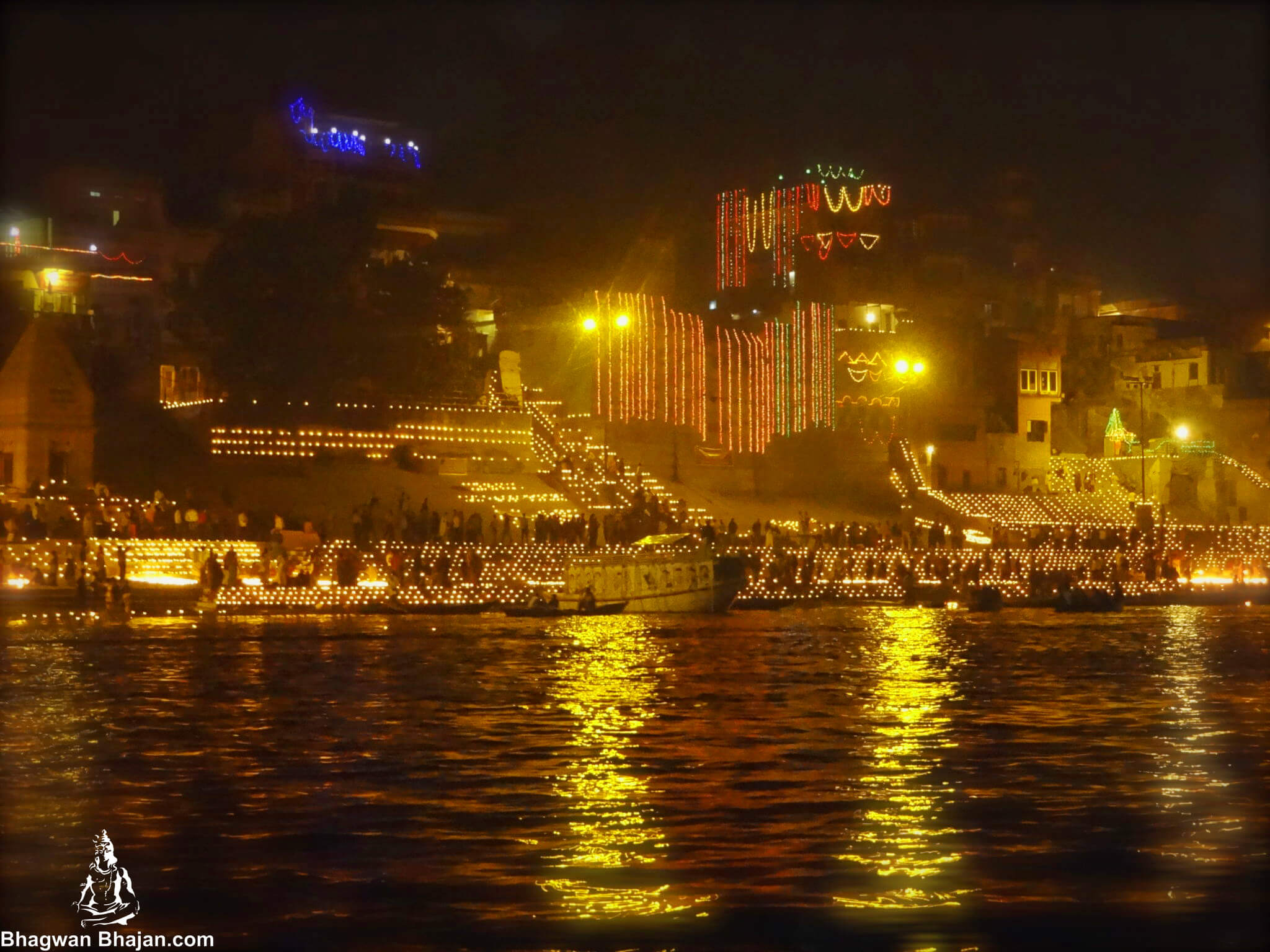 best wishes to you for a dev deepawali banaras ghat 2019