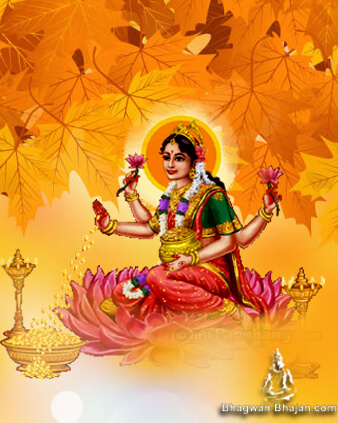 dhanteras worship goddess lakshmi and god ganesh