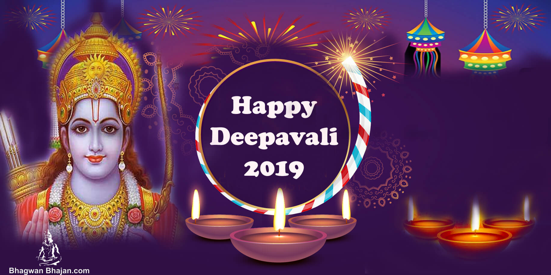 happy diwali 2019 hd wallpaper 2