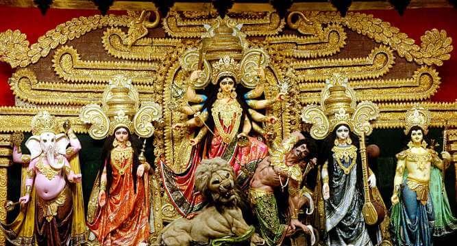 Durga puja - navratri celeberation