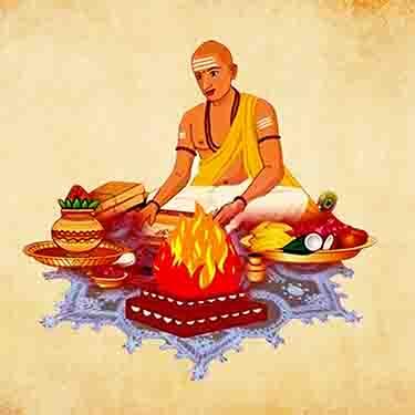 Pandit - Purohit for Rudraabhishek puja in Pune