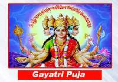 Gayatri Puja