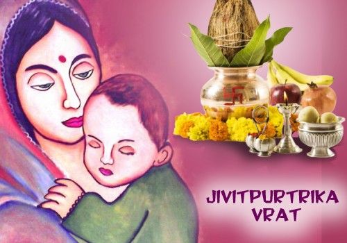 Book Jivitputrika Vrat online on bhagwabhajan.com