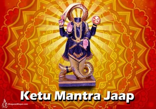 Book Ketu Mantra Jaap  online on bhagwabhajan.com