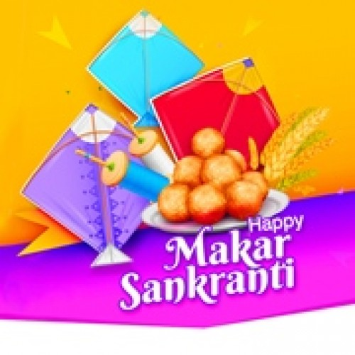 Book Makar Sankranti online on bhagwabhajan.com