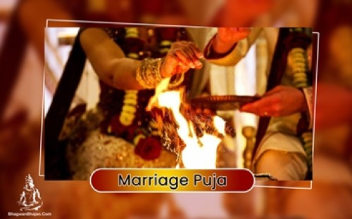 Book Marriage Puja online on bhagwabhajan.com
