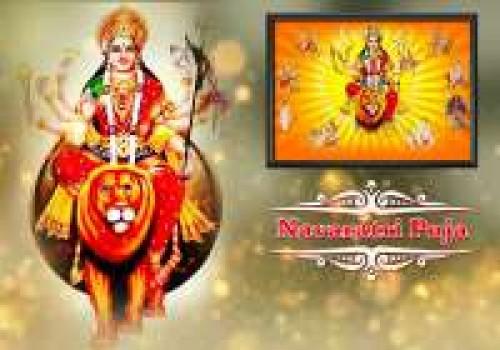 Book Navratri Puja online on bhagwabhajan.com