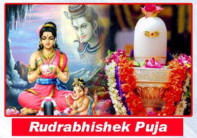 Rudrabhishek Puja in Varanasi