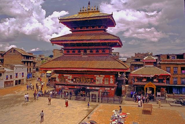 Baba Kalbhairav Temple Image