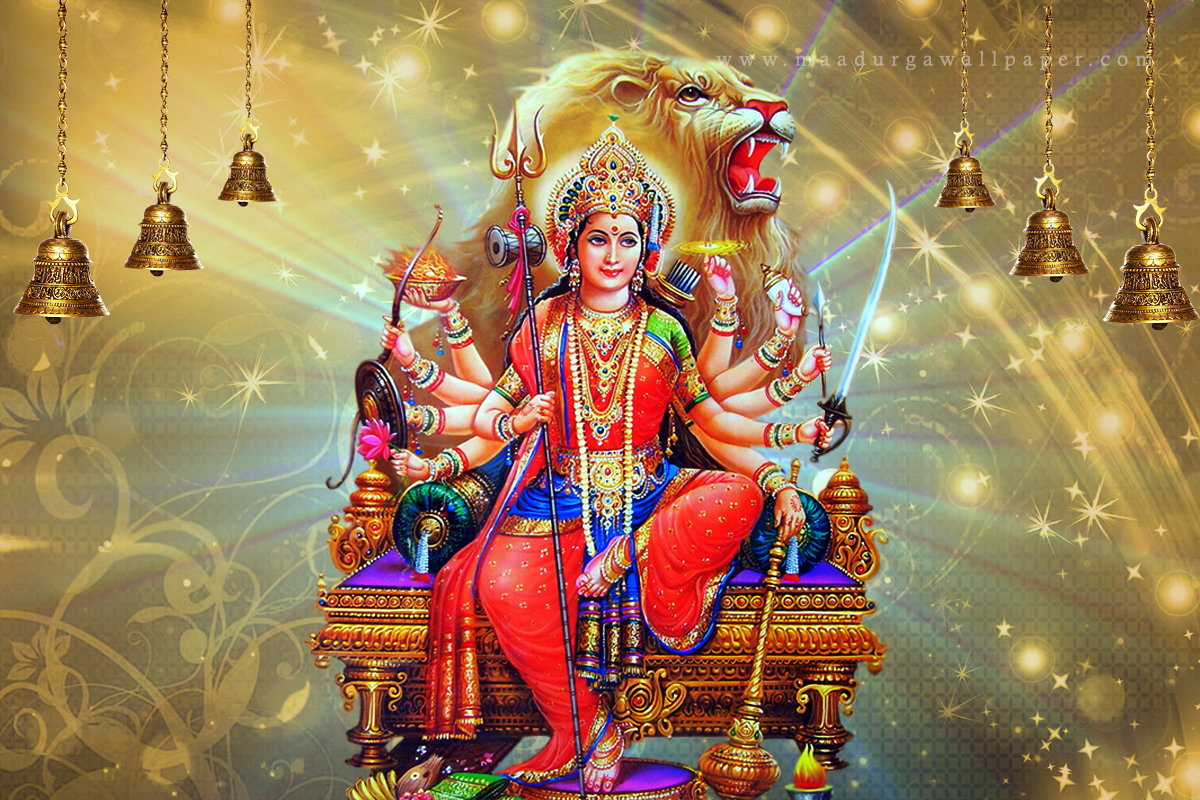 download free hd wallpapers of maa durga devi maa durga