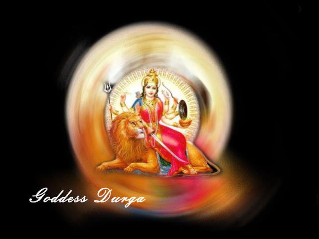 Goddess Durga Wallpaper Image