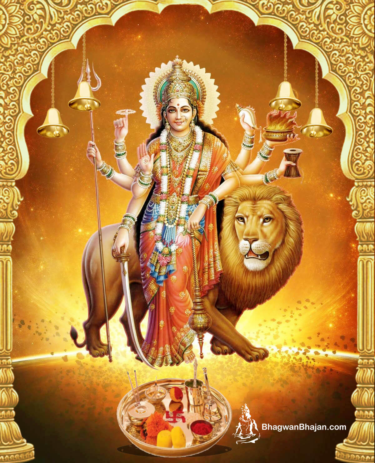 Latest Maa Durga Wallpaper Free Download 2020