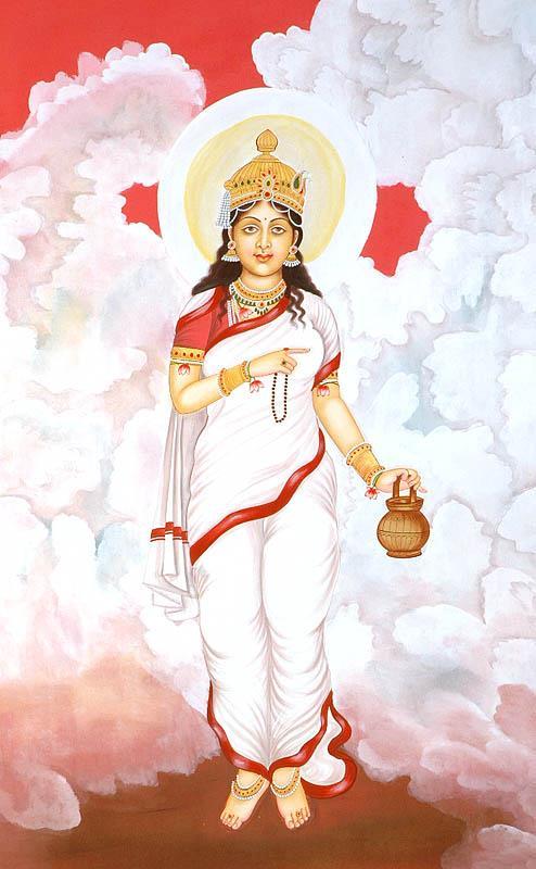 Maa Brahmacharini cover picture