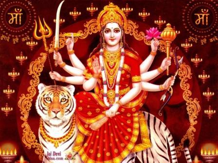 Maa Durga cover photot