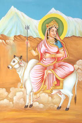 Maa Shailputri Cover picture