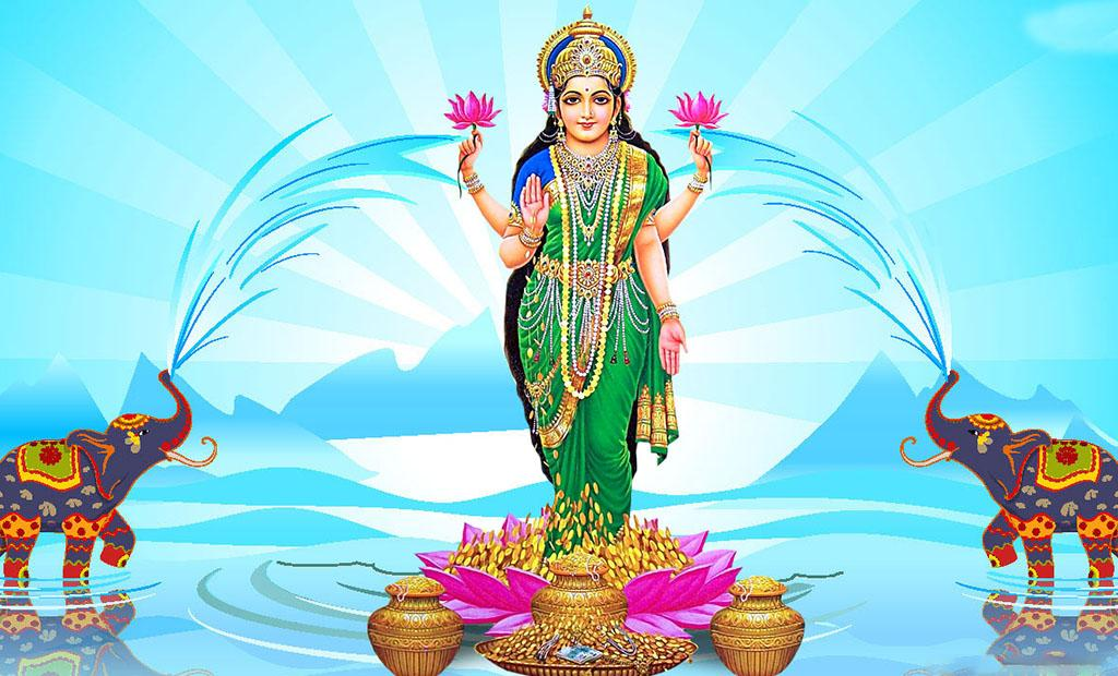 Maa Lakshmi Cover picture