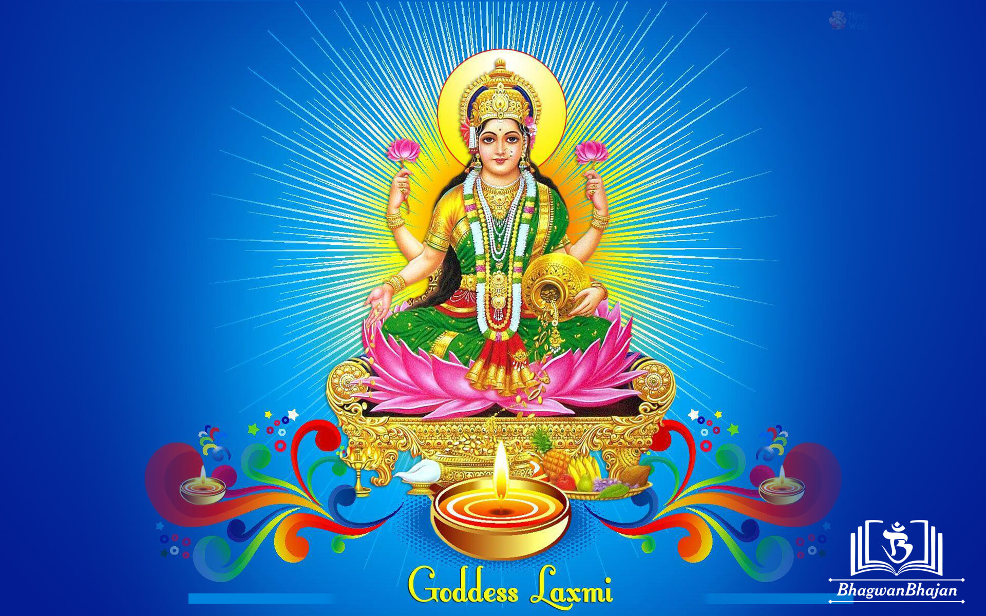 goddess laxmi best new hd wallpaper